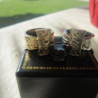 Pope John Paul II Rings silver gold