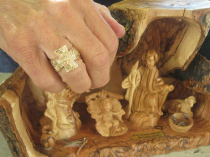 Pope John Paul II Ring gold